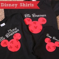 DIY Disney Shirts!