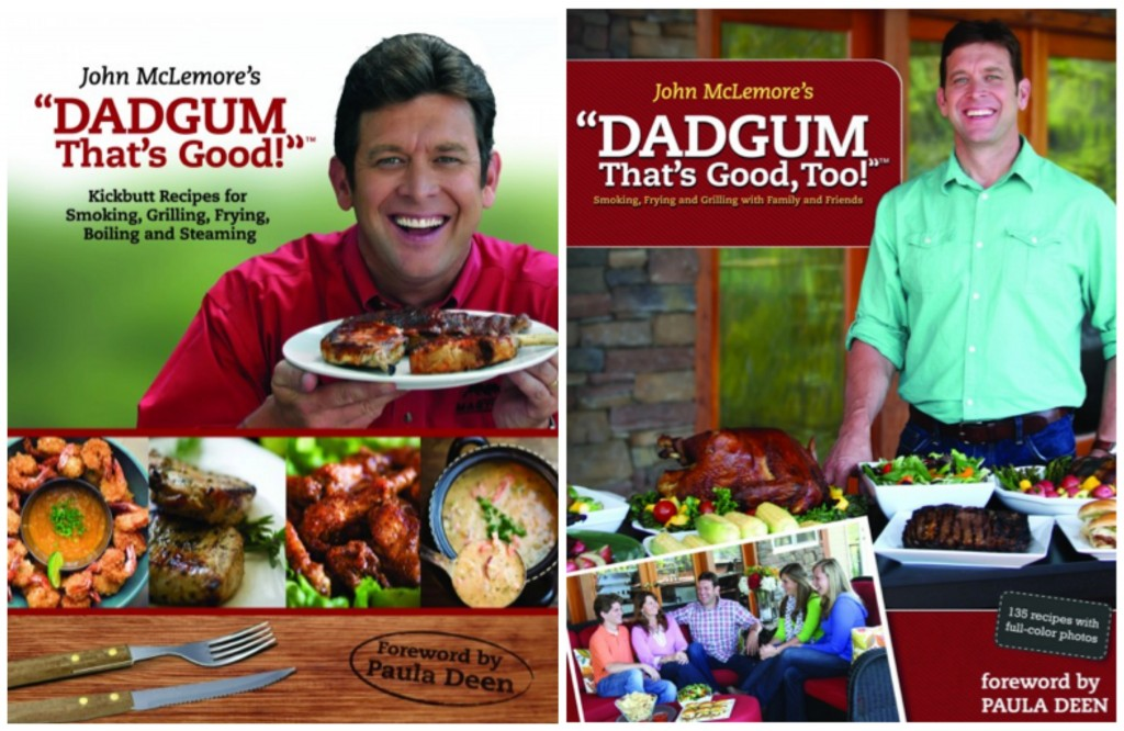 Dadgum That's Good cookbooks
