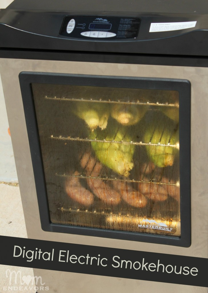 Digital Electric Smokehouse