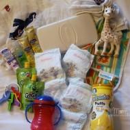Disney World with a Baby – Diaper Bag Essentials