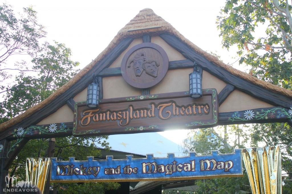 Fantasyland Theater