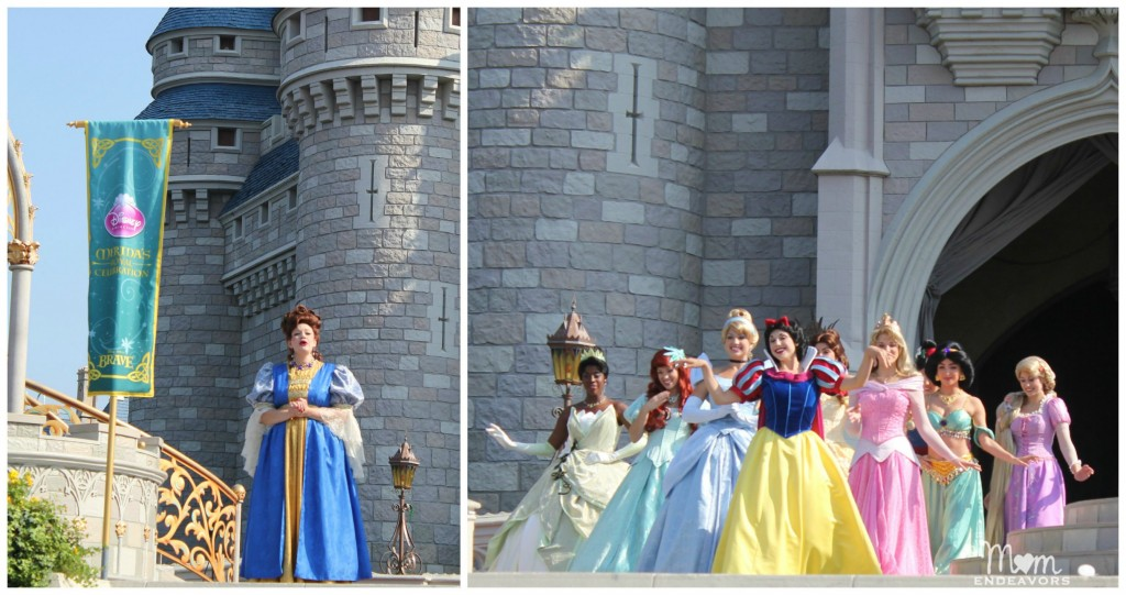 Lady Llewellyn & The Disney Princesses