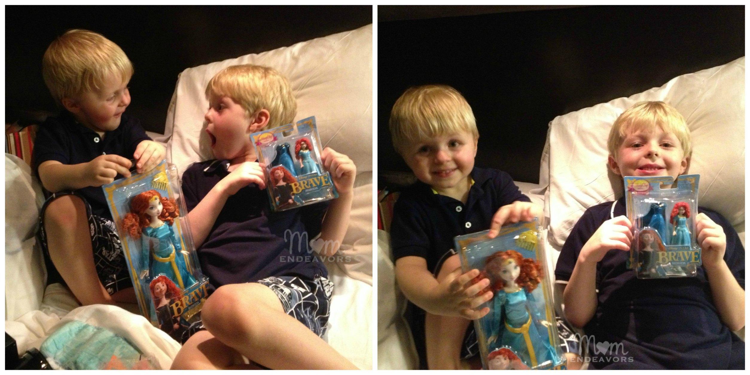 Merida Toys #DisneySMMoms