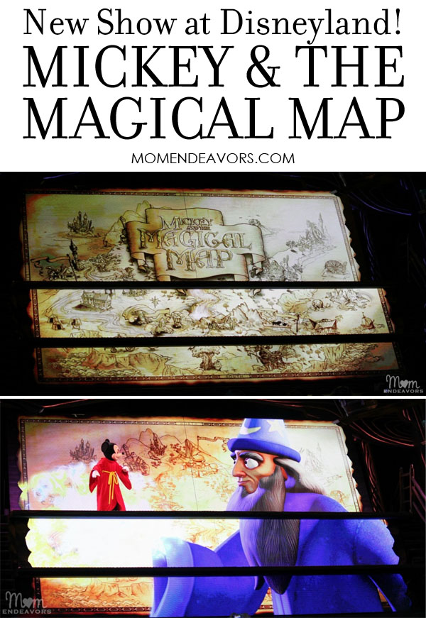 Disneyland's Mickey and the Magical Map