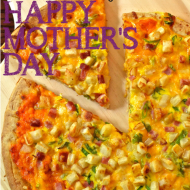 Mother's Day Brunch Pizza Recipe