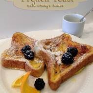 Bruleed Orange French Toast Recipe