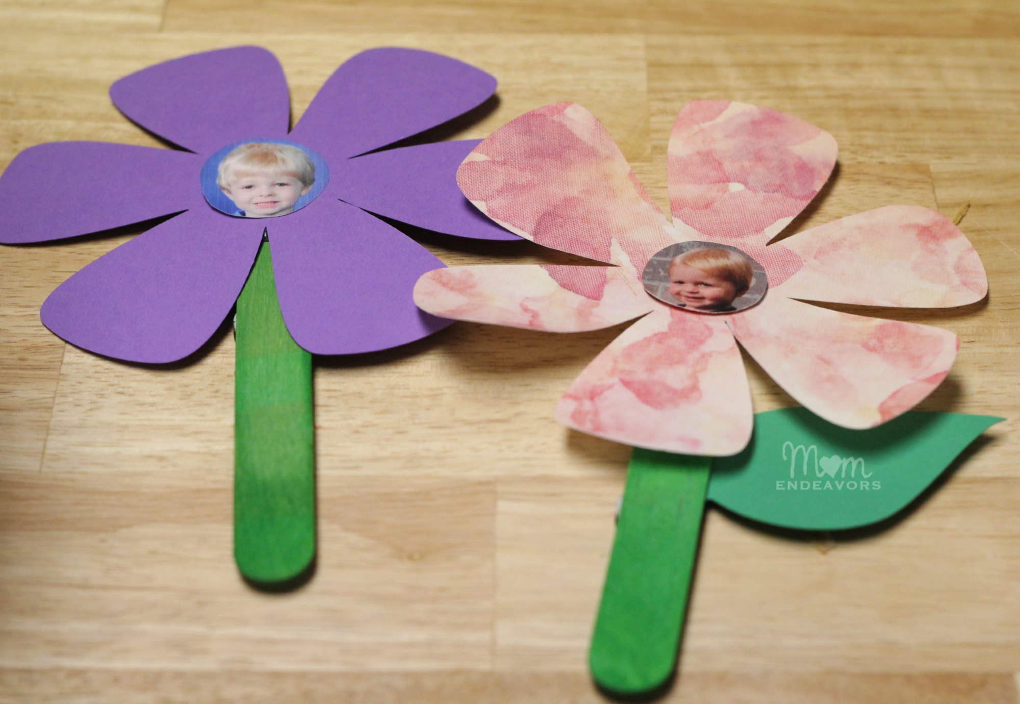 Simple Mothers Day Gift Ideas For Grandma Flower Pot Photo Flowers