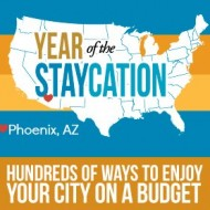 Arizona Staycation Ideas – Things to do around Phoenix!