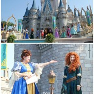 Celebrating Merida – The Royal Coronation of a Disney Princess for all! #DisneySMMoms
