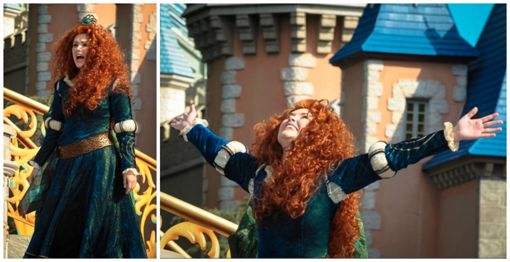 Princess Merida - Josh Hallett Photo Credit