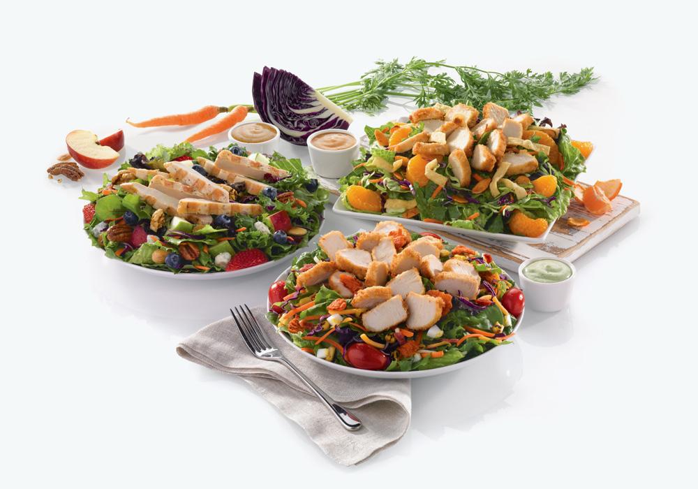 Premium Salads