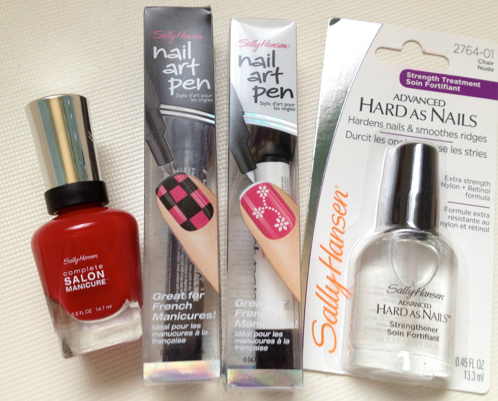 Sally Hansen Nail Products