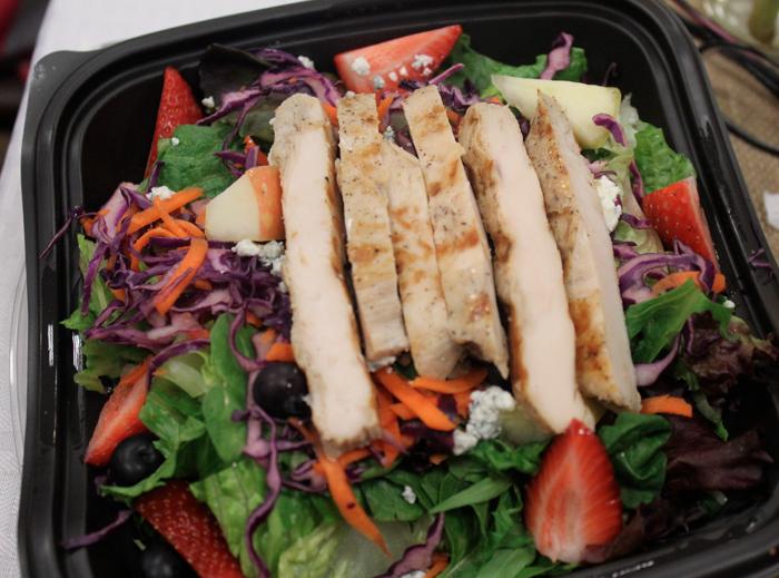 Market Fresh Salad