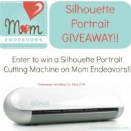 Silhouette Portrait™ Giveaway!!!
