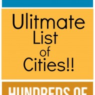 Staycations across the Nation 2013: Fun things to do in cities all over the United States!