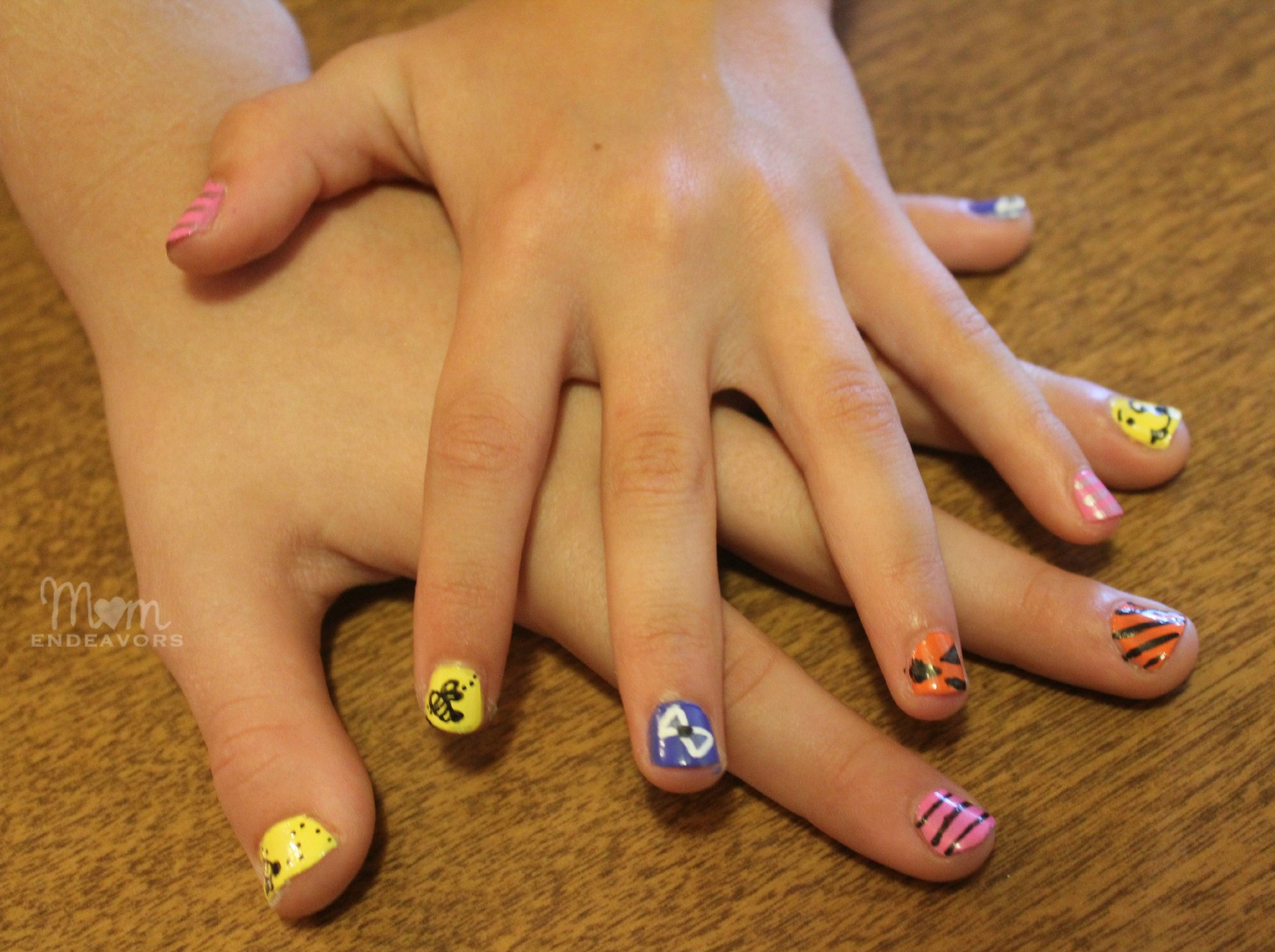 Diy Disney Inspired Nail Art Iheartmynailart