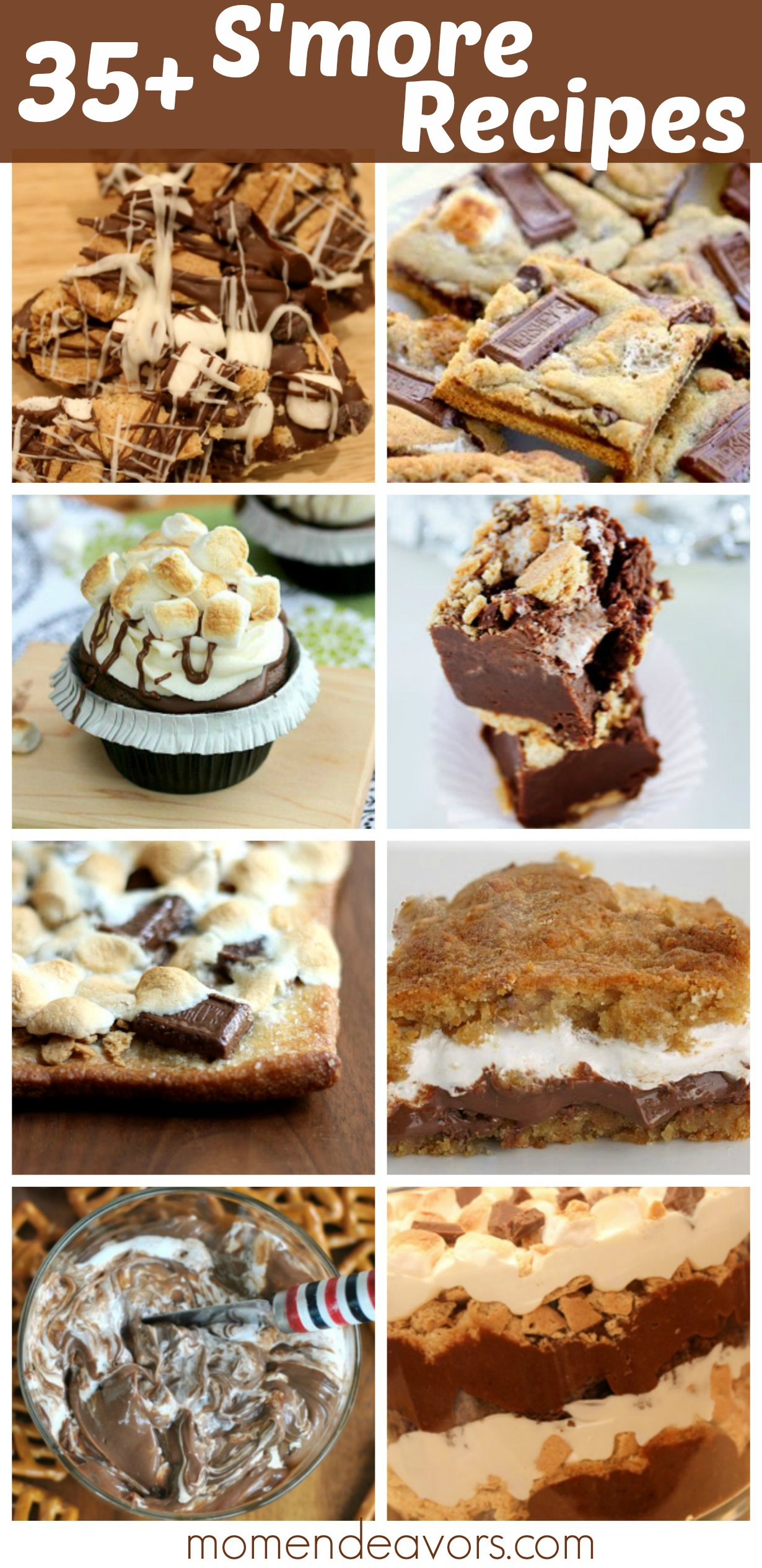 Amazing S'mores Recipes