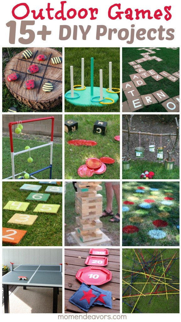 Diy outdoor games 15 awesome project ideas for backyard for Fun ideas for adults