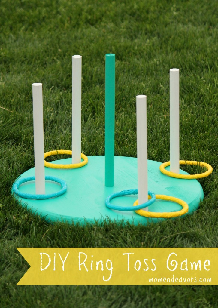 Make Your Own Ring-Toss