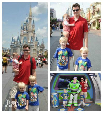 DisneySMMoms + Magic Kingdom