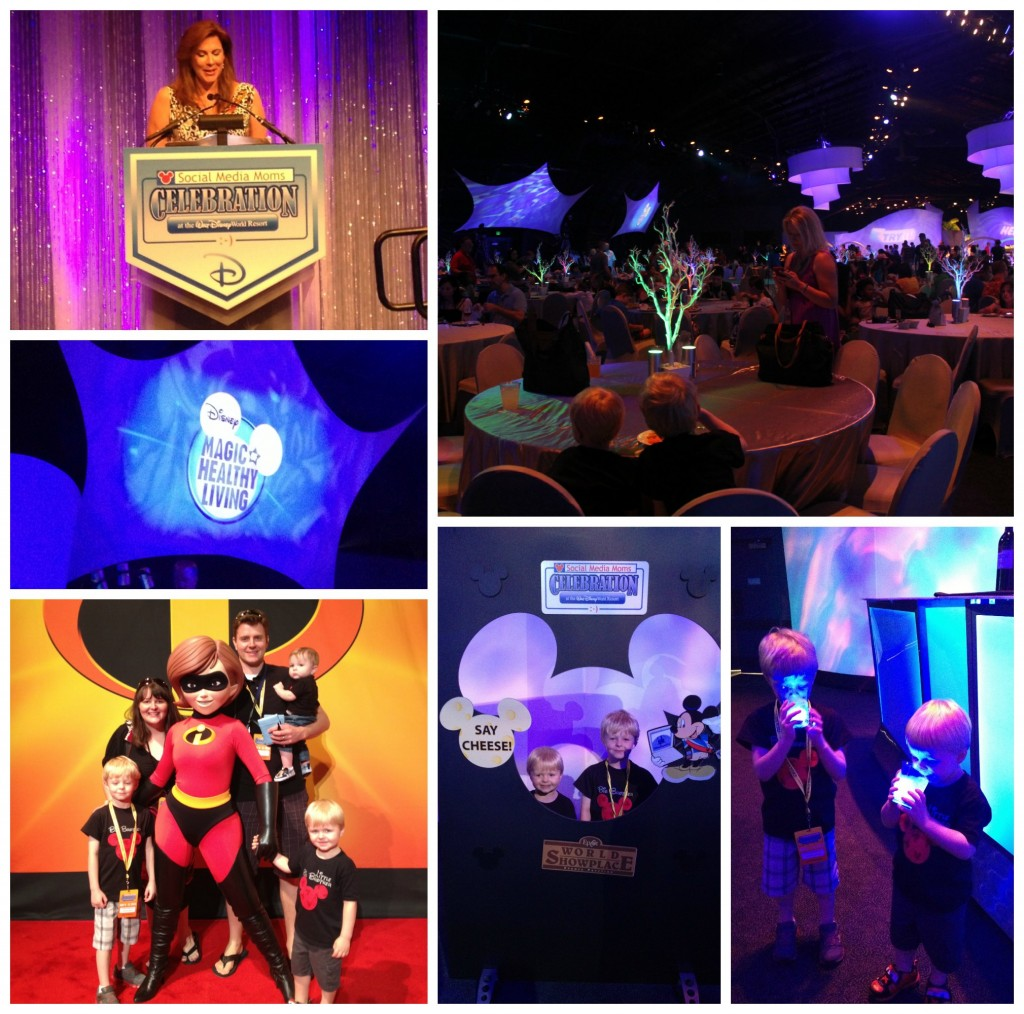 #DisneySMMoms 2013 Kickoff event