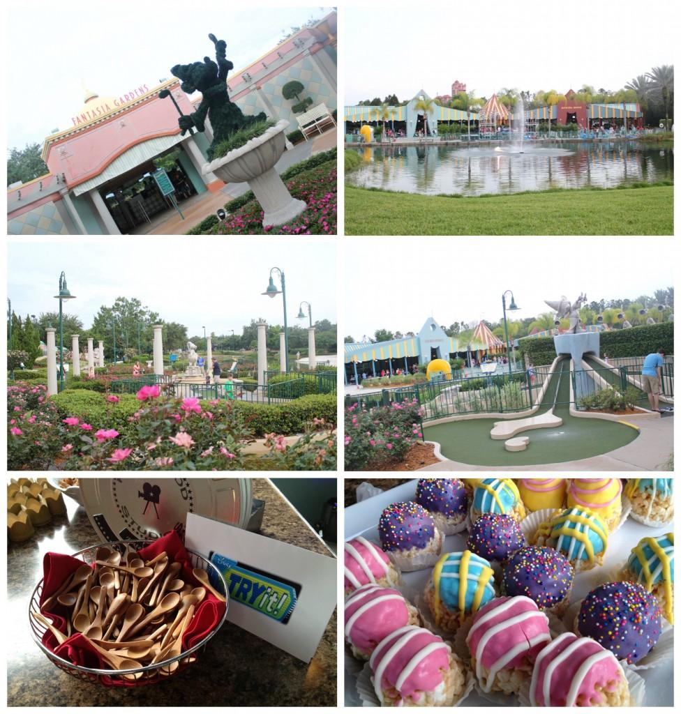 Fantasia Gardens #DisneySMMoms