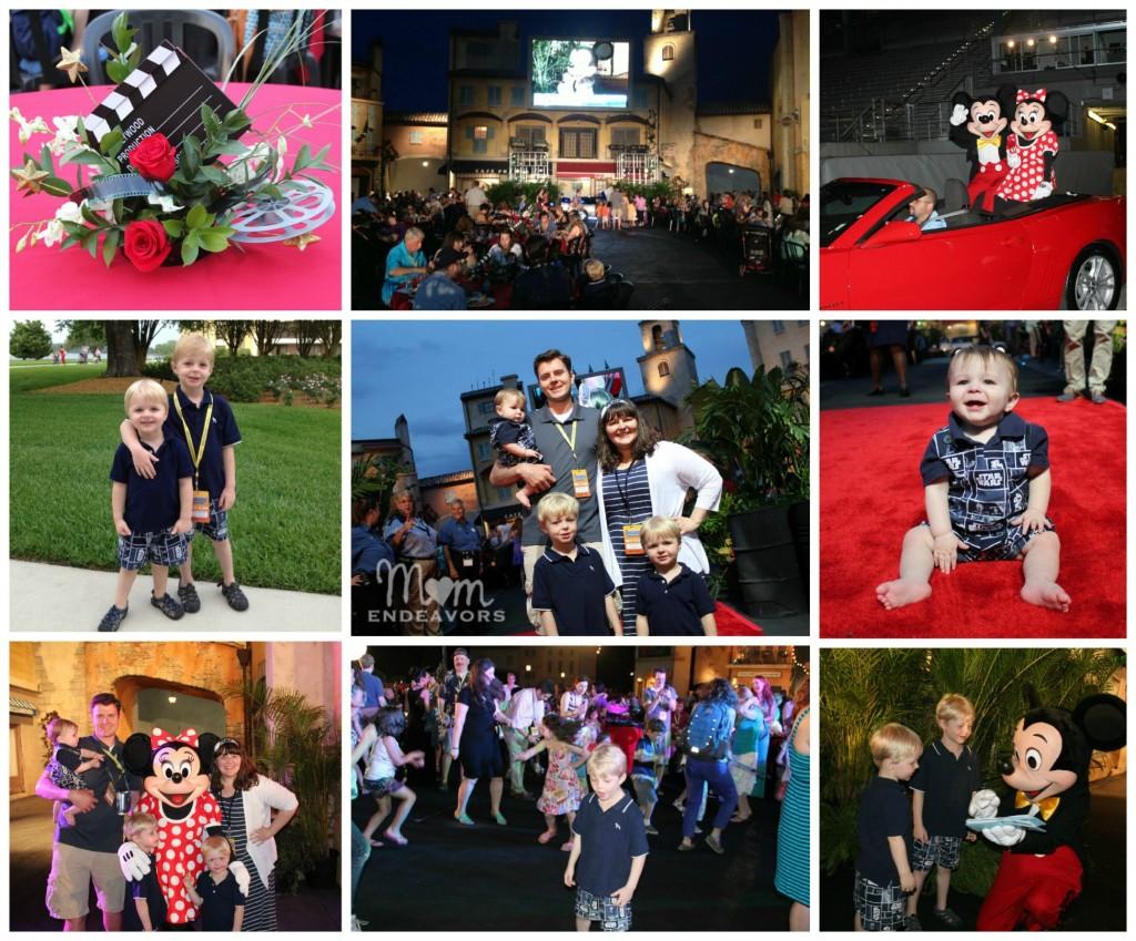 Hollywood Studios DisneySMMoms Dinner