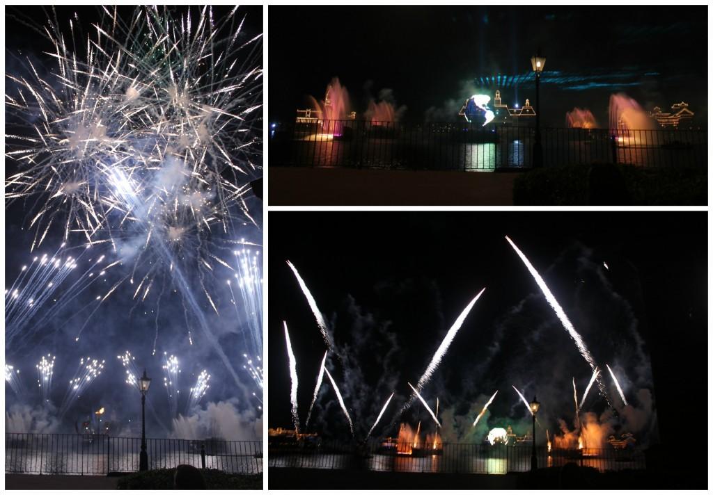 Illuminations at Epcot