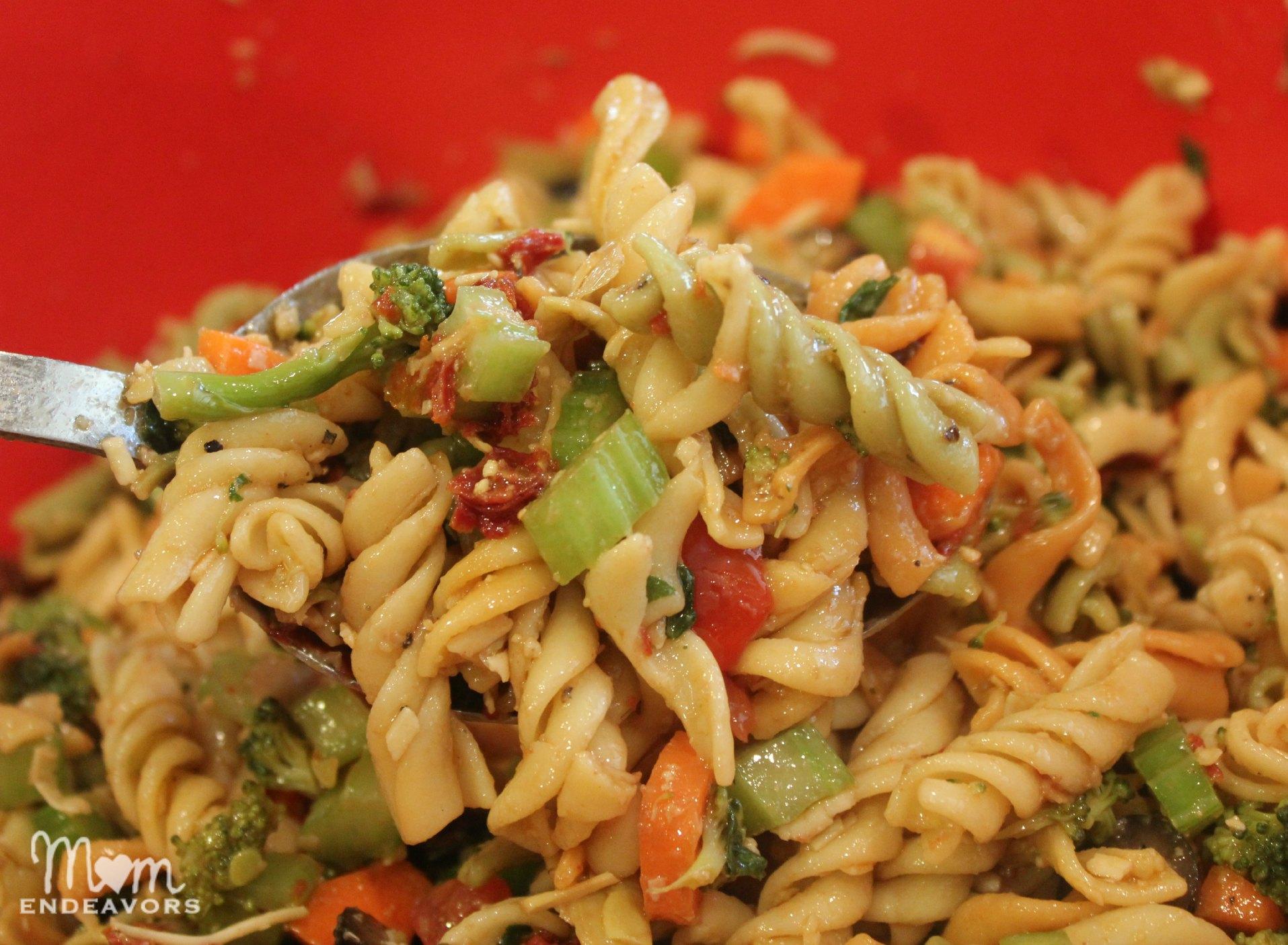 Italian Pasta Salad Sidedish