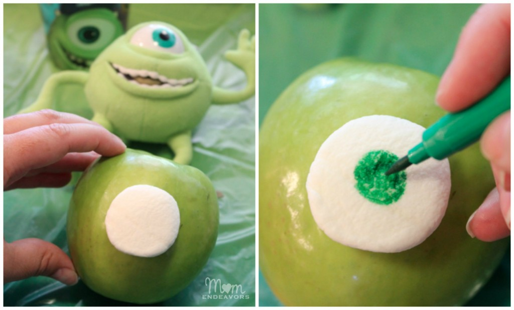Making Monsters Apples