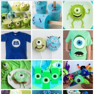 25+ Monstrously Creative Monsters University Crafts & Fun Food Ideas!