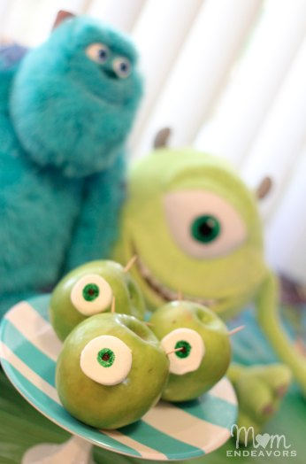 Monsters University Monster Apples