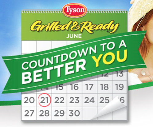 Countdown to a Better You