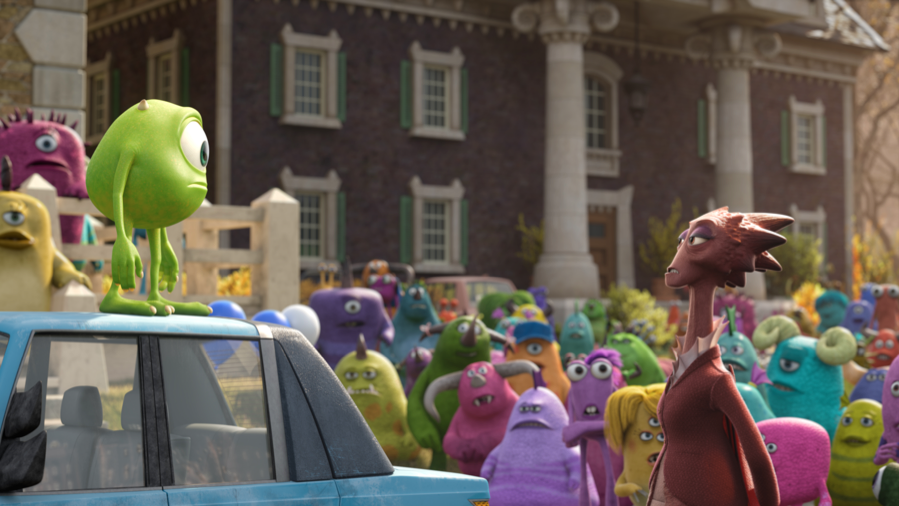 Monsters University Monsters