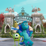 Disney•Pixar's Monsters University #MonstersU {Movie Review}