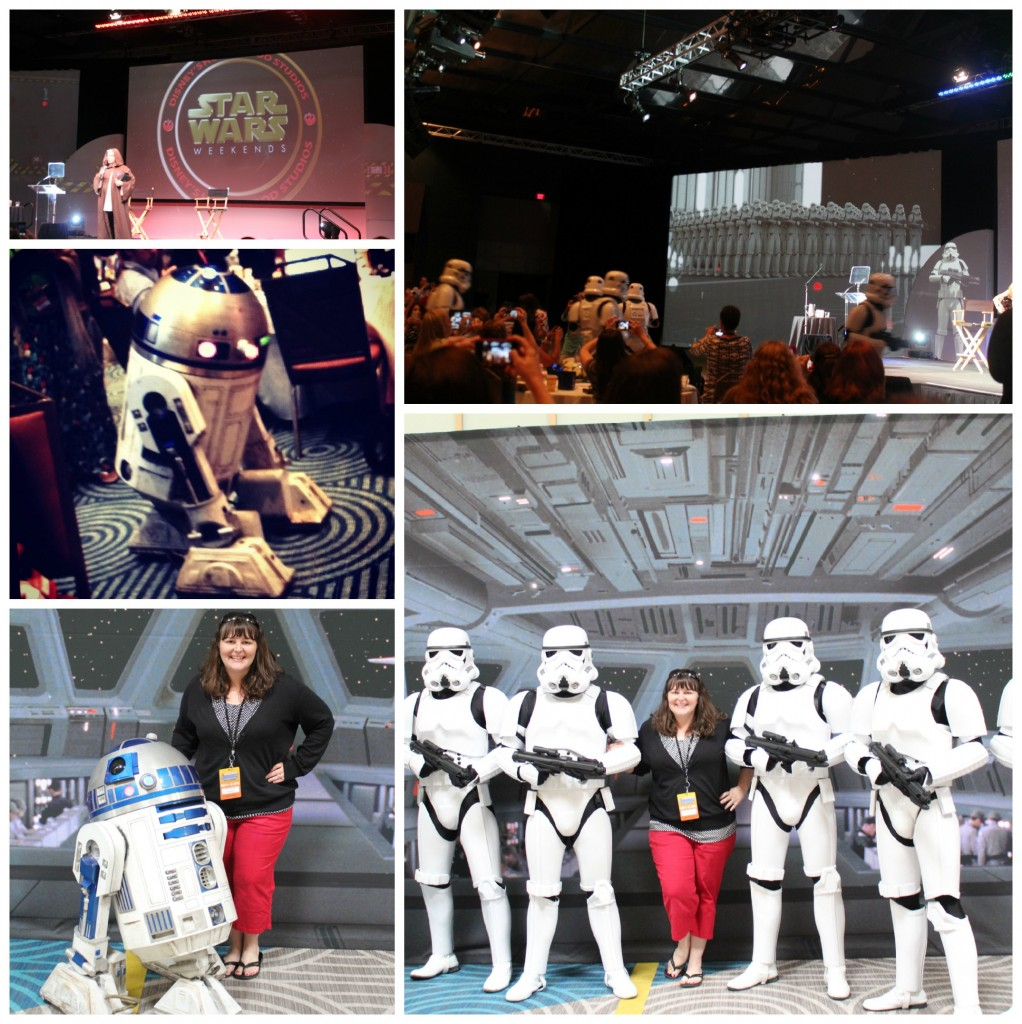 Star Wars at #DisneySMMoms