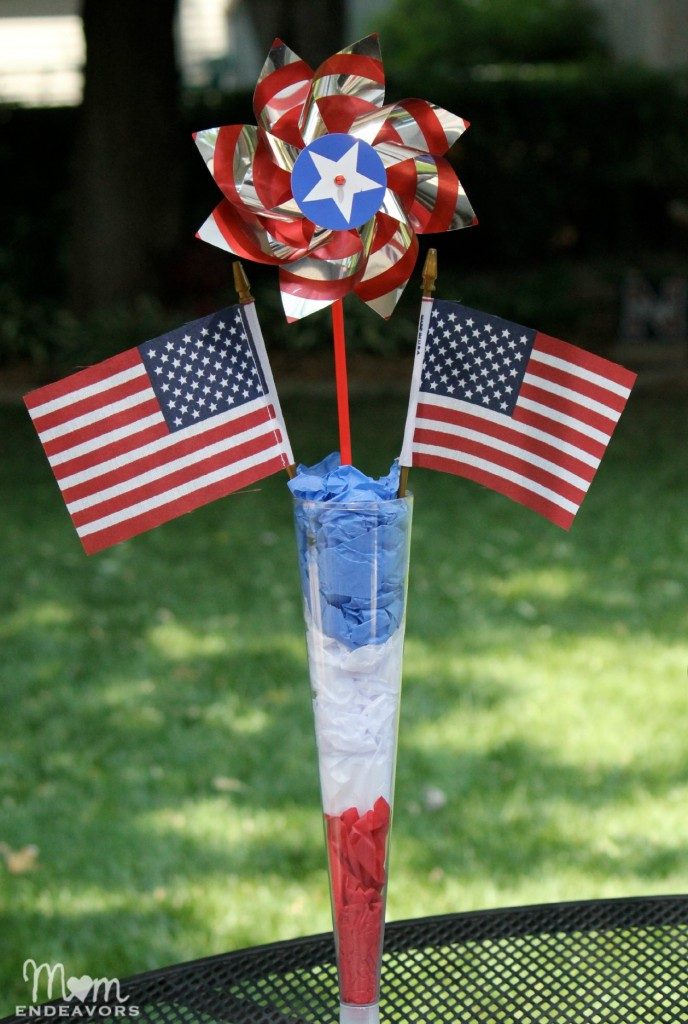 DIY 4th of July Decoration