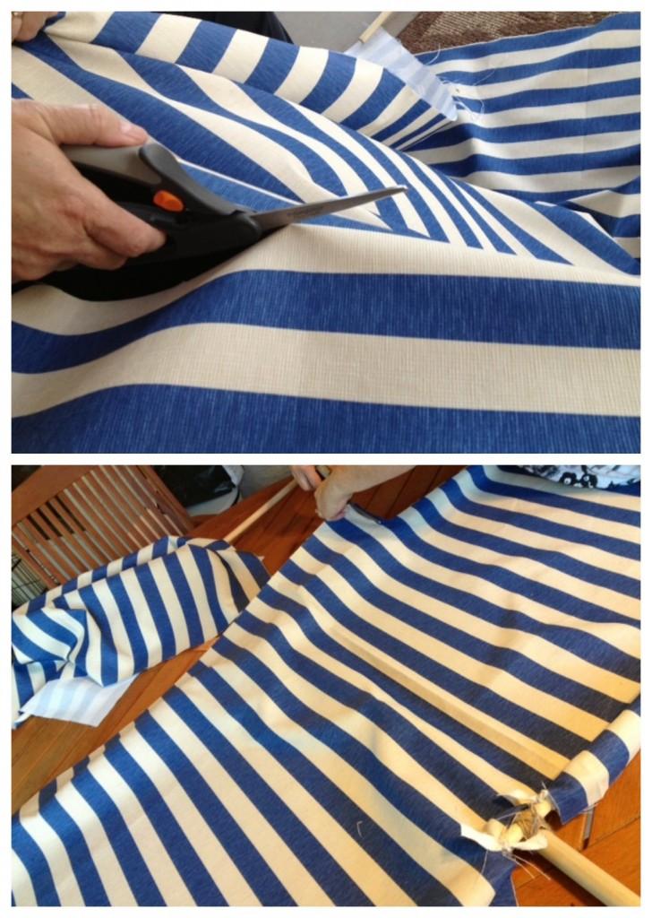 DIY Mast & Sails