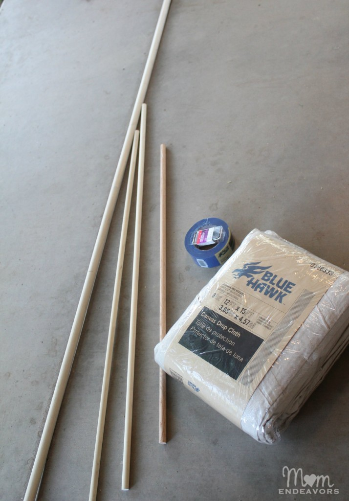 DIY Mast Supplies