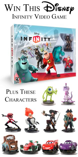Disney Infinity Giveaway
