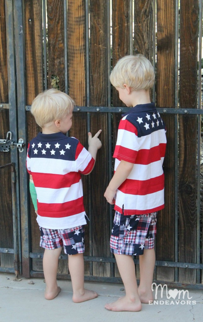 Gymboree patriotic outfits