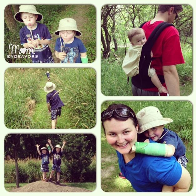 Hiking in Nebraska