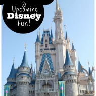 Monstrous Summer for Disney – new & upcoming Disney fun! {Travel Tuesday}