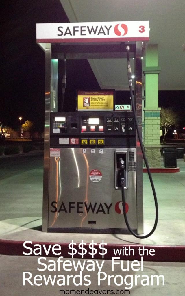 Safeway Fuel Rewards Program