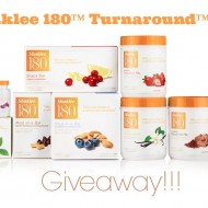 Shaklee 180™ Turnaround™ Kit Giveaway ($200+ value)!! #ShakleeBlogger