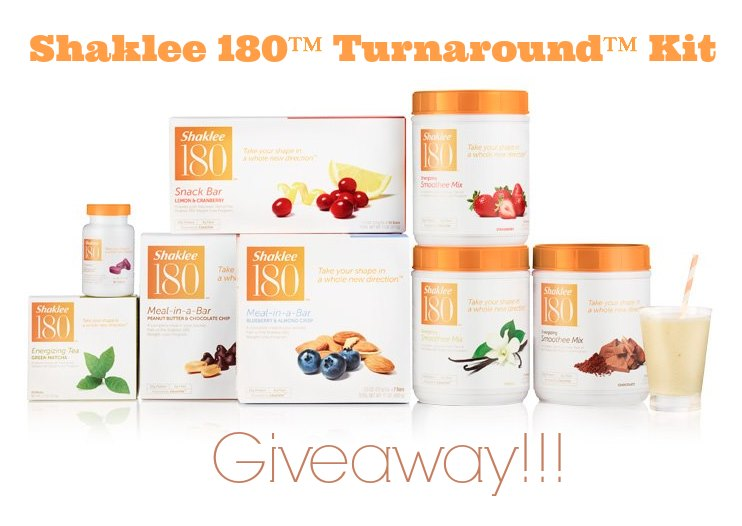 Shaklee 180™ Turnaround™ Kit