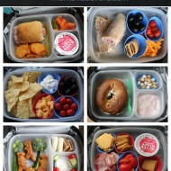 A month of kid-approved school lunches – easy & creative ideas!