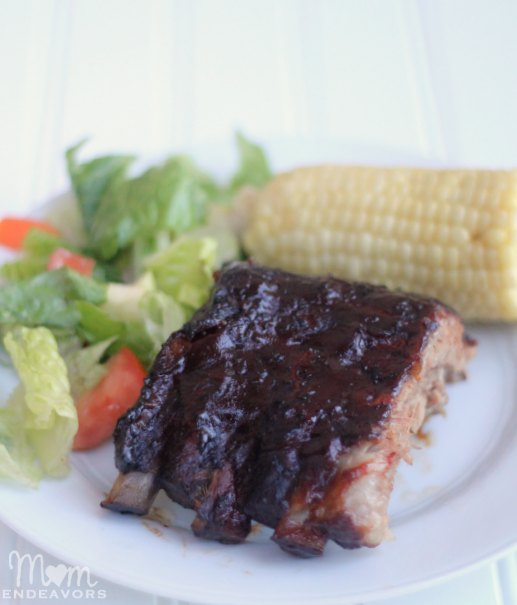 Baby Back Ribs Tailgate
