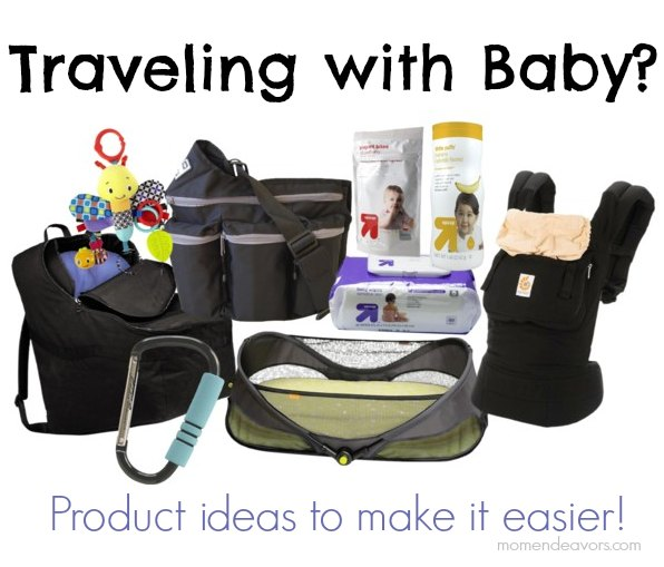 Baby travel products 50 target gift card giveaway travel tuesday for Travel gear for toddlers
