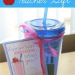 Back to School Smooth Year Teacher Gift